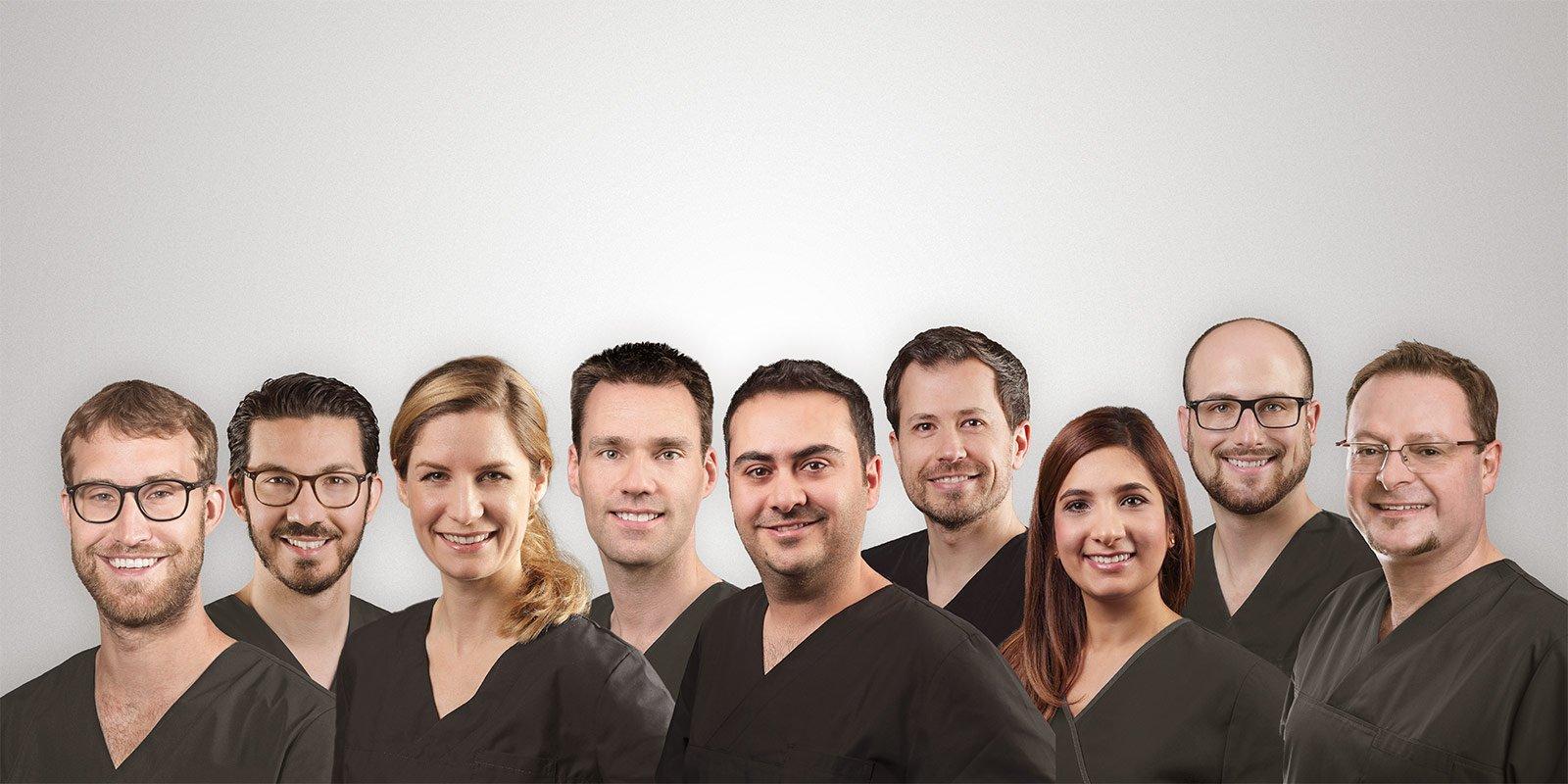 Bild der Lörracher Zahnärzte (Team)