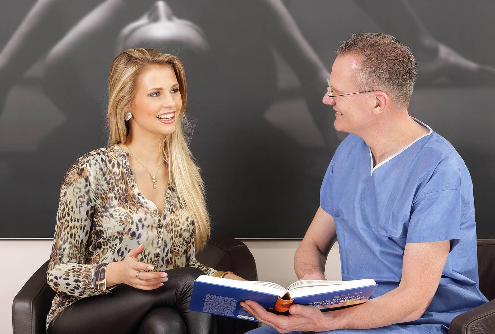 Lassen Sie sich in unserer Schönheitsklinik in Lörrach beraten