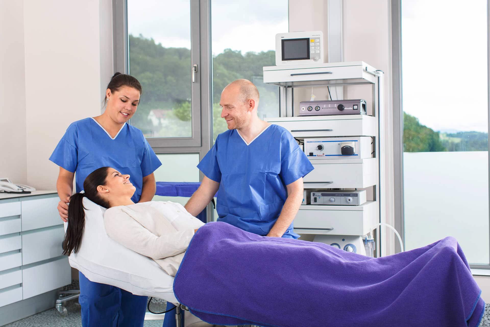 Brustverkleinerungs-OP in Waldshut oder Lörrach, grenznah an Zürich und Basel
