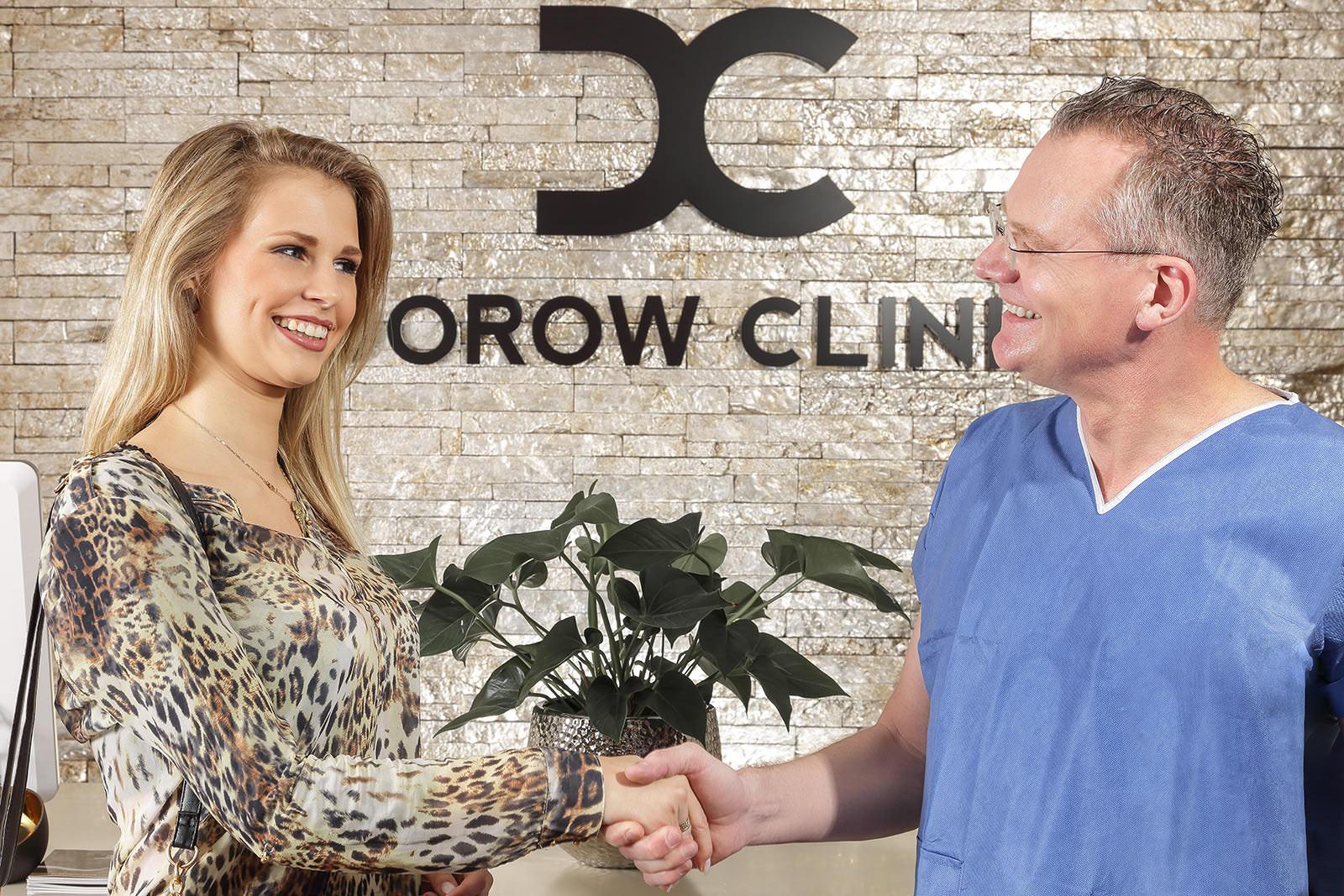 Die Dorow Clinic ist eine erstklassige Schönheitsklinik in Lörrach