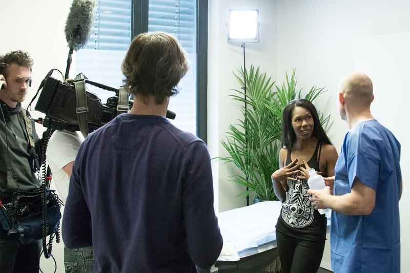 RTL Punkt12 Bericht über 24-Brustvergrößerung