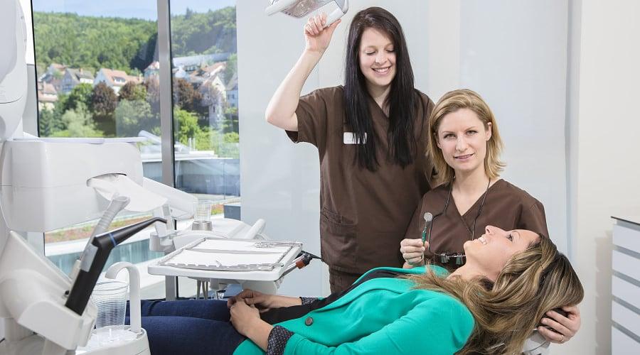 Zahnarzt in Deutschland, Lörrach und Waldshut, Angstpatienten