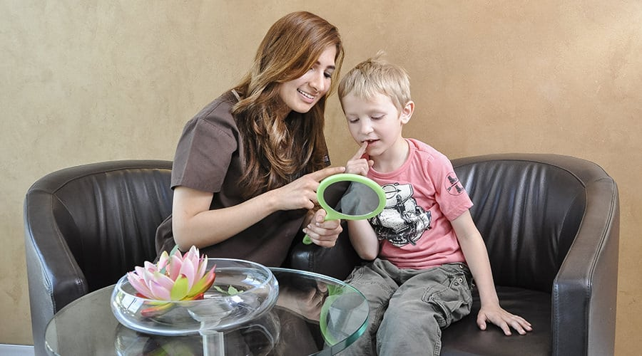 Dorow Clinic Kinderzahnheilkunde