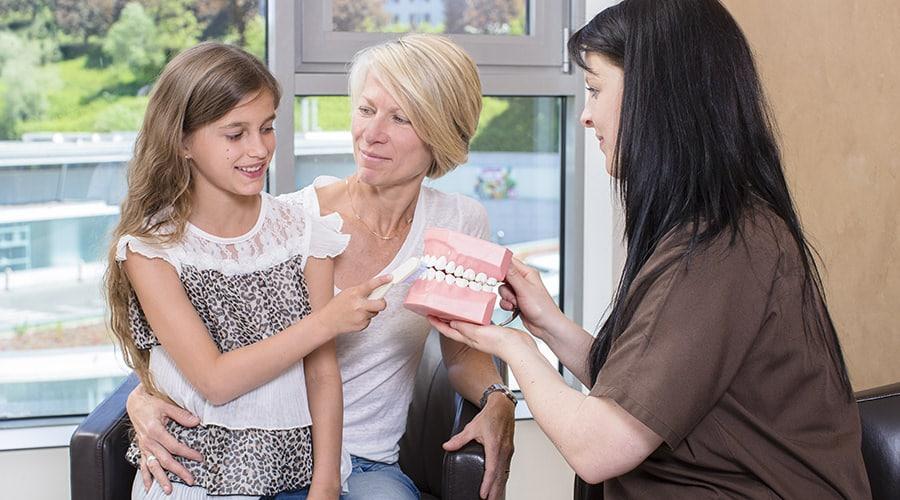 Kinderzahnheilkunde, Zahnarzt für Kinder in Lörrach und Waldshut-Tiengen