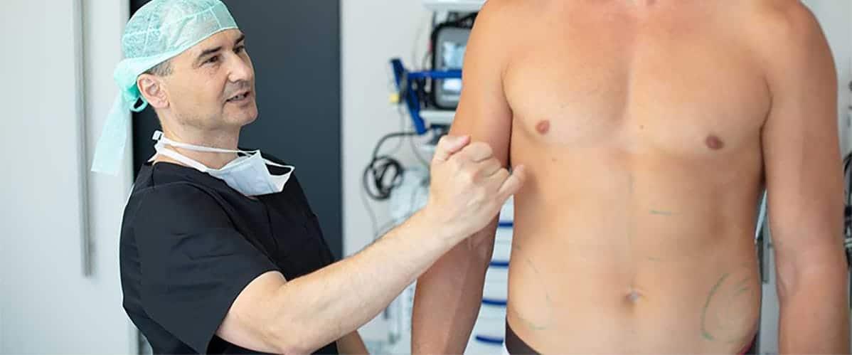 In der Dorow Clinic bieten wir alle Möglichkeiten der Bauchstraffung an: Ministraffungen, Kombinationen mit Fettabsaugung, Bauchdeckenreparaturen und vieles mehr.