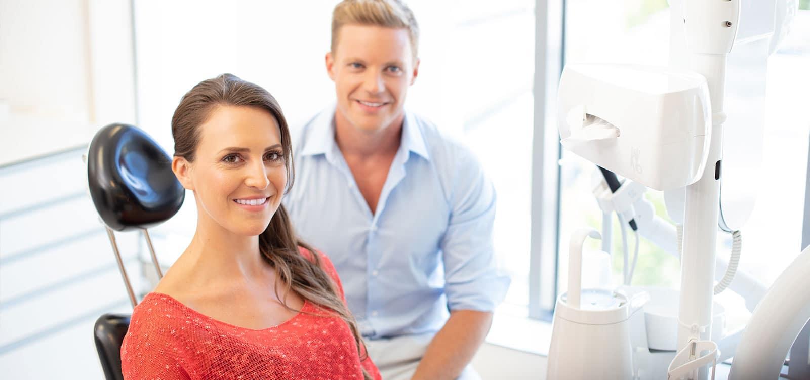 Zahnmedizinische Behandlungen