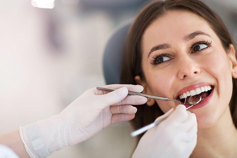 Einzelnes Zahnimplantat